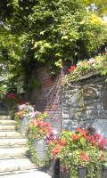 ガーデン入口①